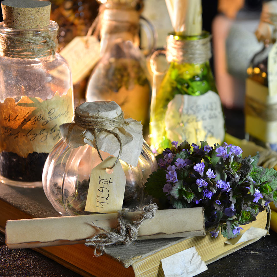 Course Image Magic 111 -  Magical Herbalism